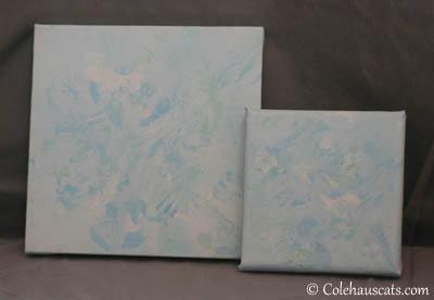 Quint's Painting. Winter Series 2012.