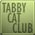 We're Tabby Cat Club members