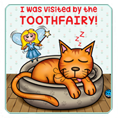 Yes, there IS a Tooth Fairy!