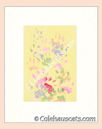 Garden Light 1 by Quint - © Colehauscats.com
