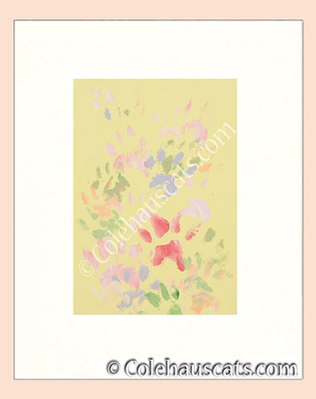 Garden Light 2 by Quint - © Colehauscats.com
