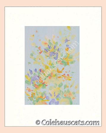 Spring Magic 1 by Quint - © Colehauscats.com